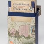 Ontdek Nederland met historische kaarten in 'Schatkamers van Nederland'