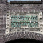 Herinnering aan suikerfabriek Puttershoek blijft zichtbaar