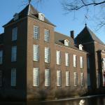 Bijzonder behang ontdekt bij restauratie Kasteel Heeze