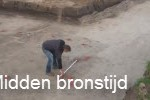 Opgraving Midden-Bronstijd in Hattem