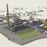 Nieuw leven voor steenfabriek Delfzijl