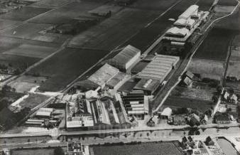 Oude Pekela strokartonfabriek