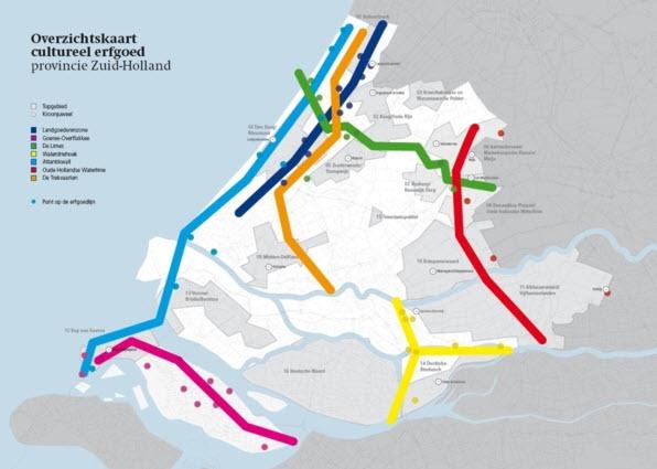Erfgoedlijnen Zuid-Holland