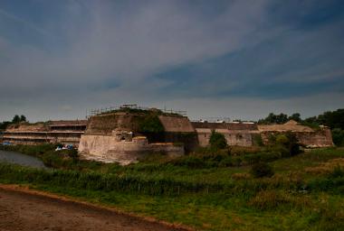 Fort Rammekens 2012 -via uberprutser wikimedia