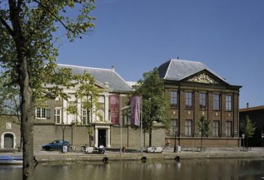 Lakenhal Leiden. Foto: RCE via wikimedia