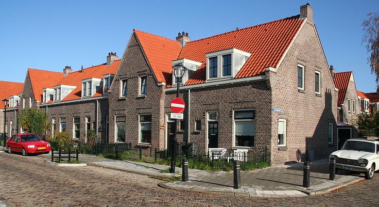 Marconinstraat Utrecht - CumulusNL wikimedia