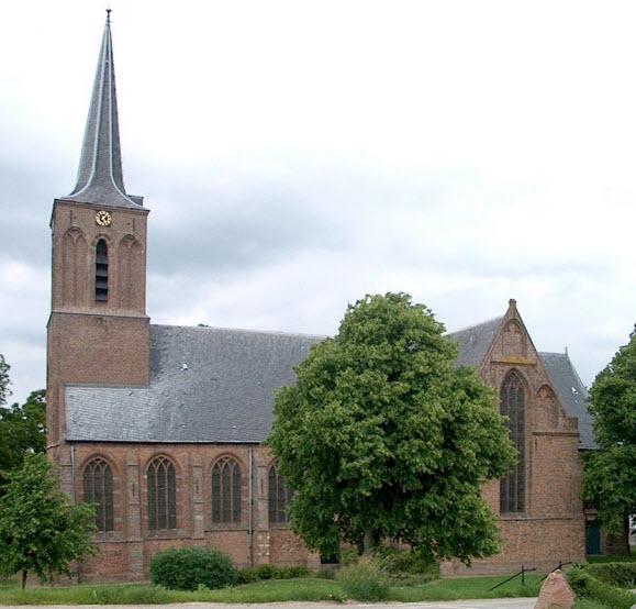Martinuskerk schellinkhout