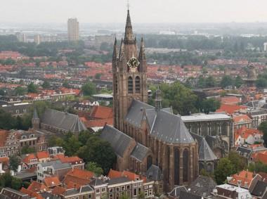 Nieuwe Kerk Delft. Foto: Ferditje via Wikimedia Commons