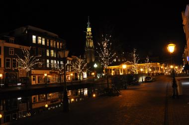 Stadhuis Leiden Peter Neuteboom wikimedia