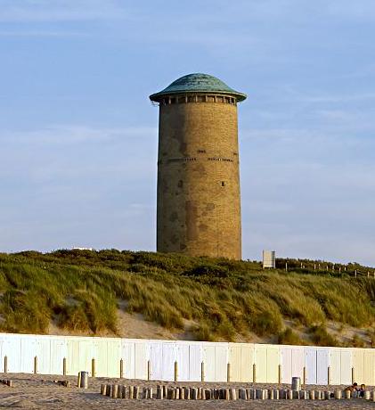 watertoren Domburg Rainmond Spekking - wikimedia