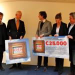 BNG Erfgoedprijs 2012 alsnog uitgereikt aan Schiedam