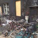 Brand vernielt kantoor Erfgoedstem