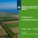 Terugblik congres Erfgoed en energielandschappen