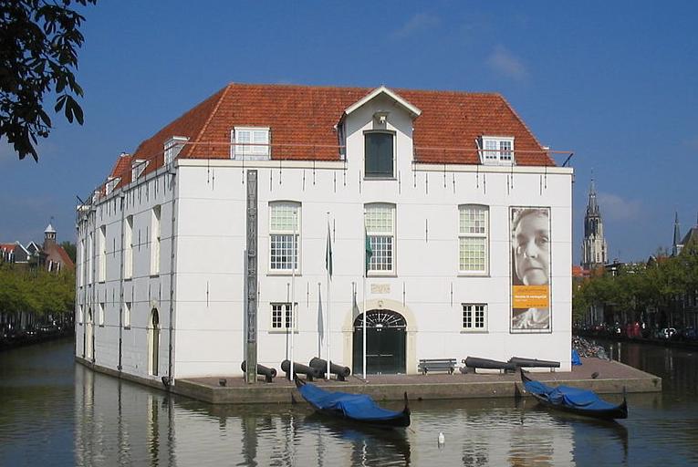 Legermuseum Delft - via Michiel 1972 wikimedia