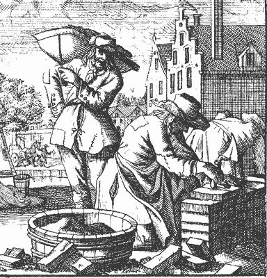 Metzelaar - ets Jan Luycken publiek domein