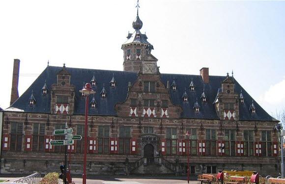 Middelburg, Kloveniersdoelen,