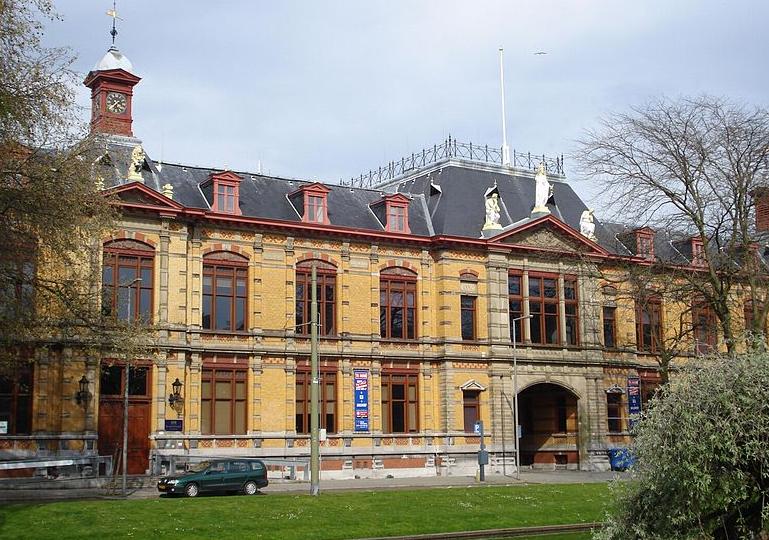 Noorsingel Rotterdam - wikifrits via wikimedia commons publiek domein