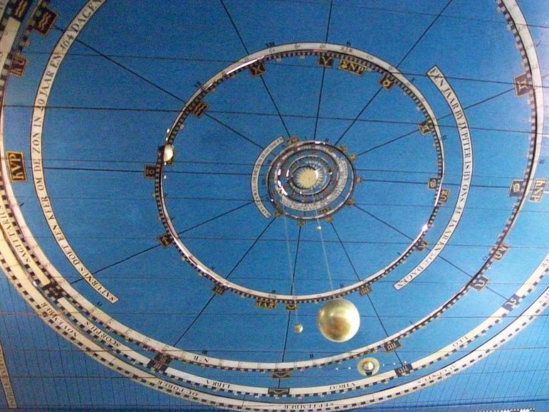 Planetarium Franeker. Foto: Niels Elgaard Larsen via wikimedia