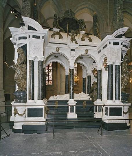 Praalgraf Willem van Oranje - Foto: RCE via wikimedia