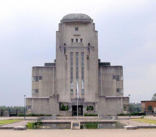 Radio Kootwijk. Foto: China Crisis