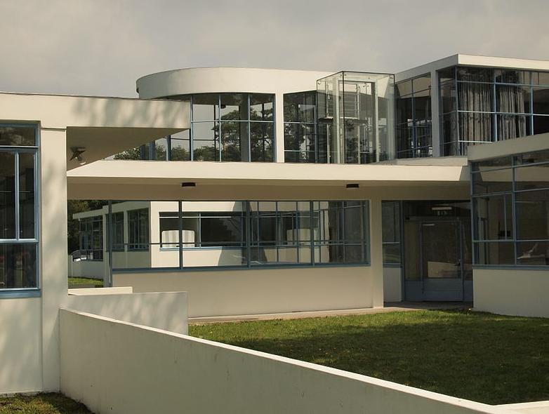 Sanatorium Zonnestraal . Foto: arjandb via wikimedia