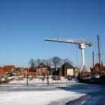 Urk kan plannen maken voor Scheepswerf Metz