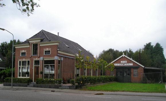 Valthermond, Stoomsmederij Klok