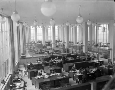 Van Nellefabriek interieur, Foto: RCE