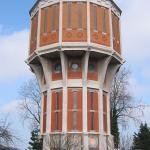 Groen licht verbouwing watertoren Leiden