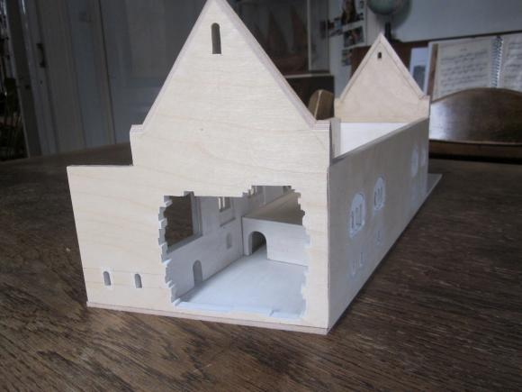 Zutphen reconstructie Palts door Constant Willems