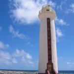 Rijkswaterstaat restaureert vuurtorens Bonaire