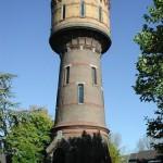 Instortgevaarlijke watertoren Woerden te koop