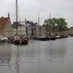 Convenant over historische havens en schepen Leiden