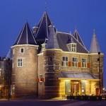 Amsterdamse Waag krijgt nieuwe fundering