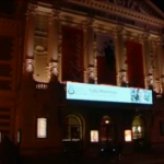 LED-scherm concertgebouw ter discussie