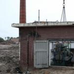 Historische generator defensie-eiland Woerden gered