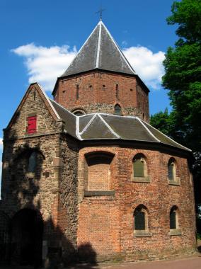 Valkhofkapel - Nijmegen
