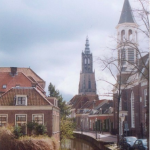 Torenspits terug op Elleboogkerk Amersfoort