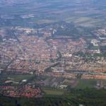 Streep door sloop Koninginnebuurt Haarlem