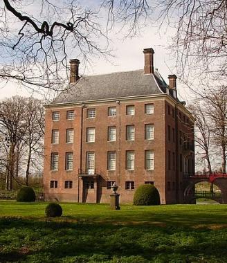 kasteel Amerongen Foto: gvr via wikimedia