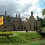 Kasteel Radboud dicht na vondst asbest