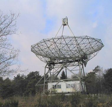 Telescoop Dwingelo. Foto: Harm Munk via Wikimedia