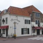 Monumentale Visschstraat Brielle nog afgesloten na brand