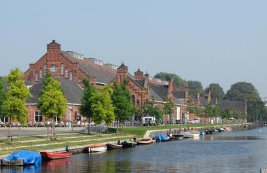 Westergasfabriek, Amsterdam Foto via wikimedia