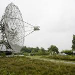 Radiotelescoop Dwingeloo uit voor restauratie