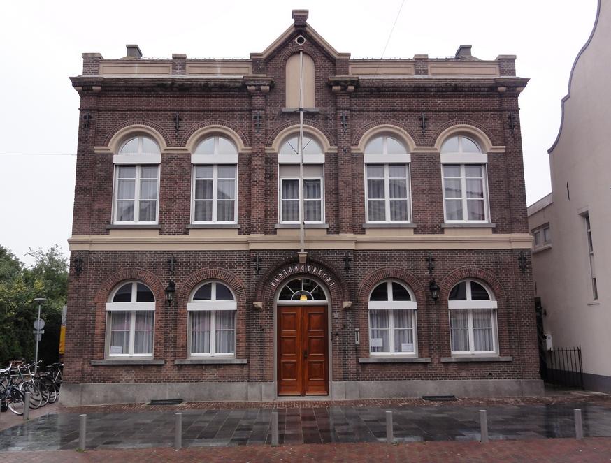 Kantongerecht Boxmeer. Foto: Havangnl via Wikimedia