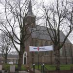 Dorpskerk van Barendrecht viert 500ste verjaardag