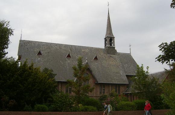 Ameland Clemenskerk Foto A. Lukassen via Wikimedia Commons