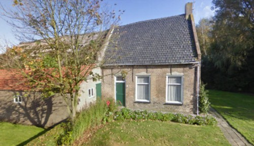 Sloop Boerderij Rucphen