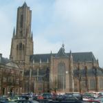 Kerk introduceert 'steigerdiners' tijdens restauratie
